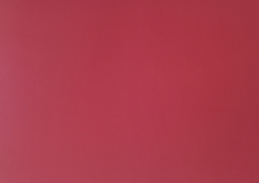 Placa Lisa Vermelho 40x60cm  -