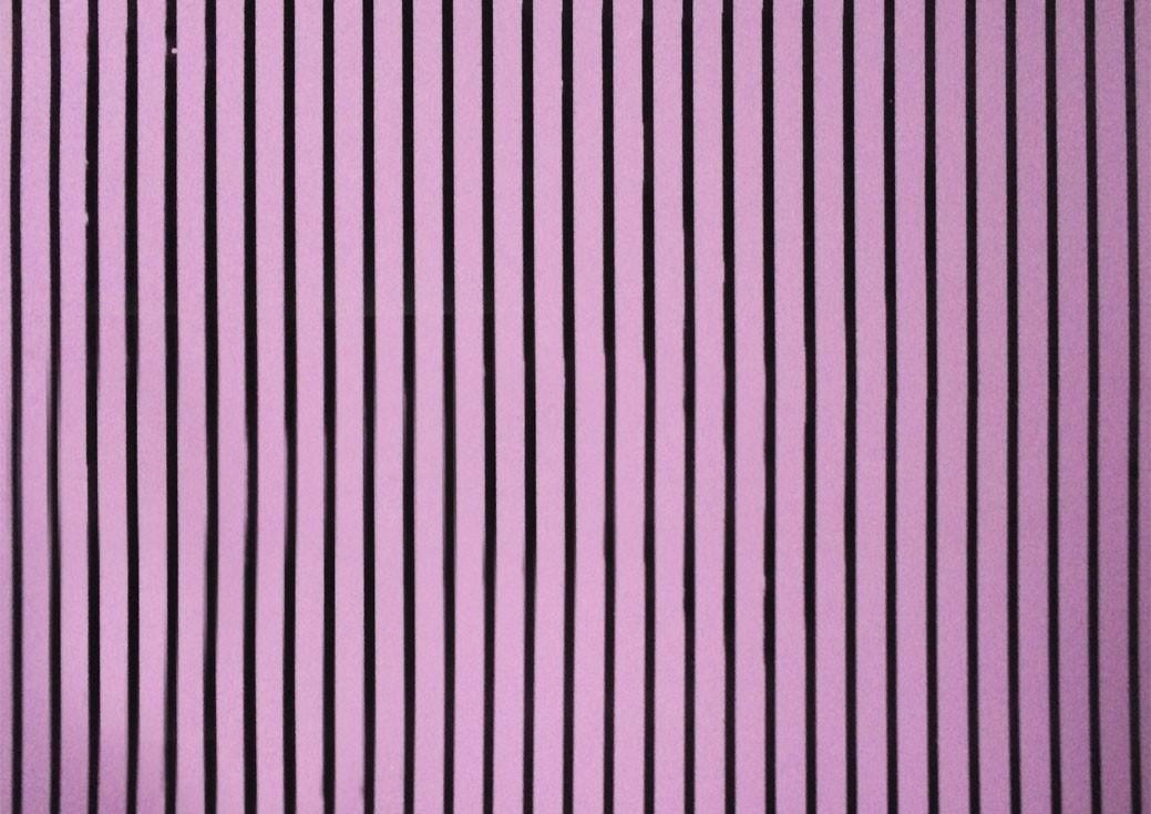 Placa Listrada Preta Fundo Rosa 40x60cm  - Brindes Visão loja