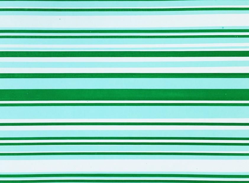Placa Listrada(2) Tons de Verde Claro 40x60cm  -