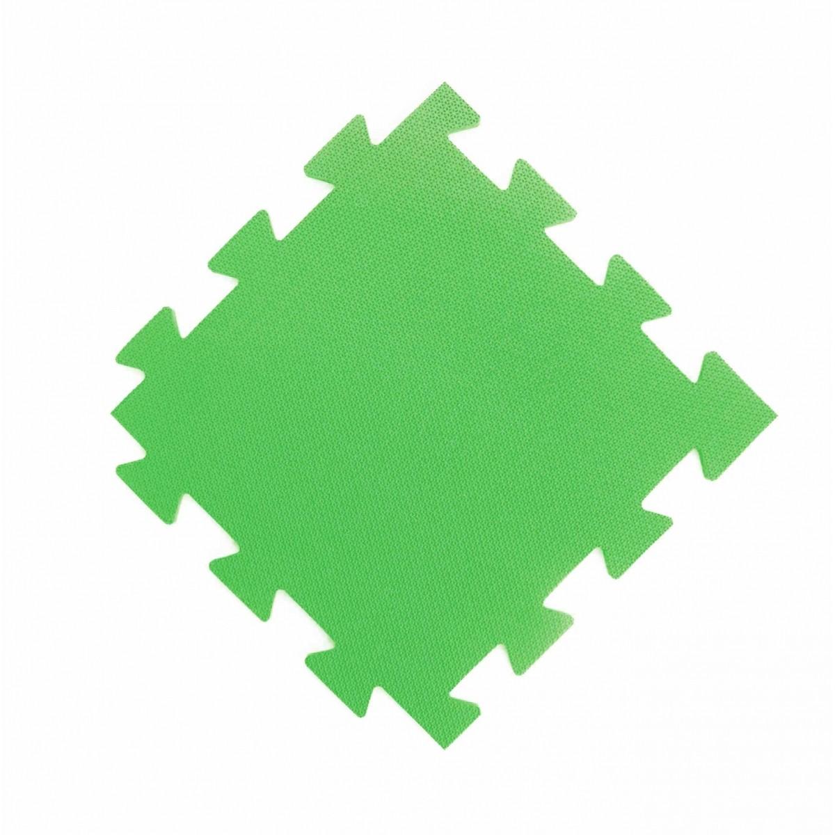 Tatame 50x50cm Com 15mm de Espessura  Verde  -