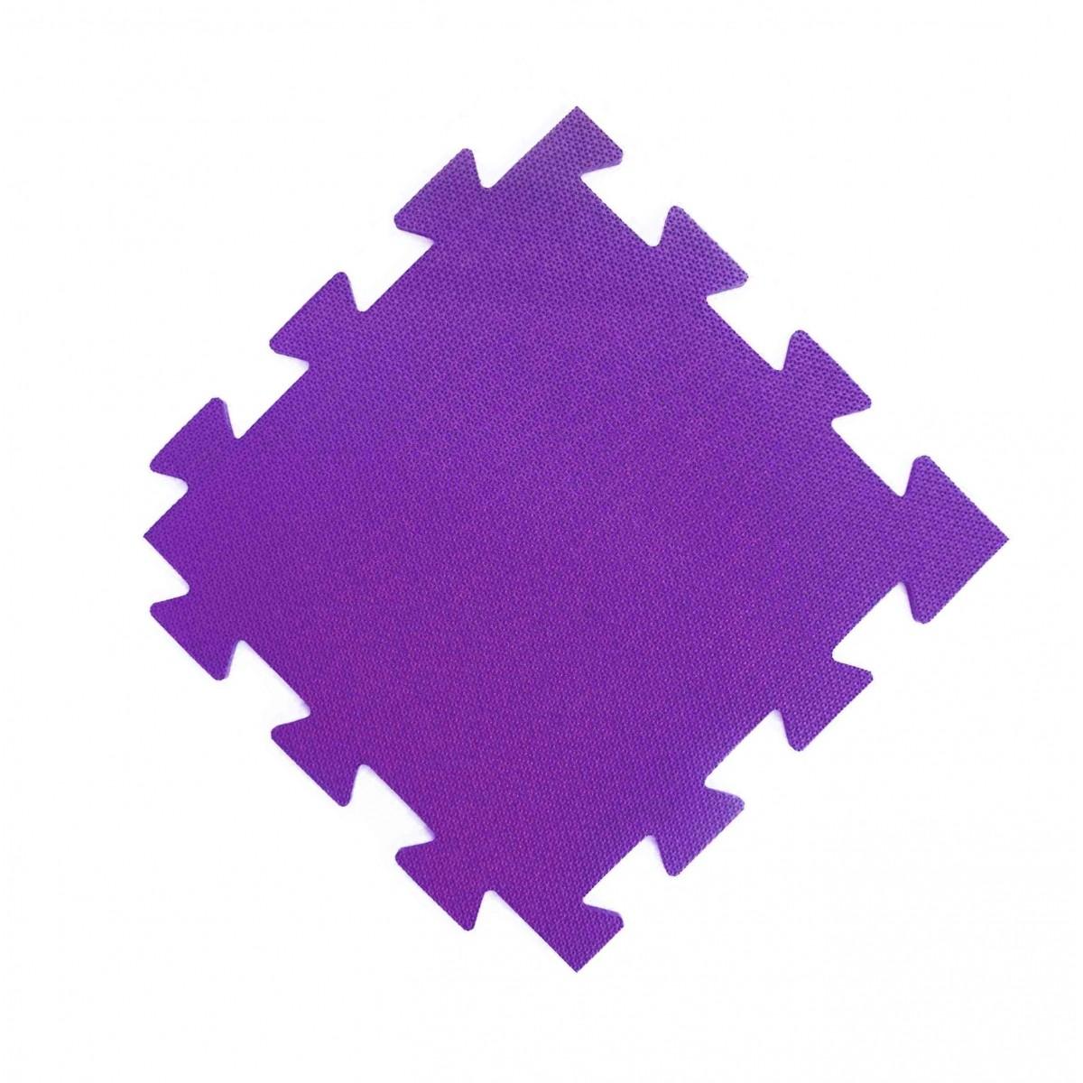 Tatame 50x50cm Com 15mm de Espessura Lilás  -
