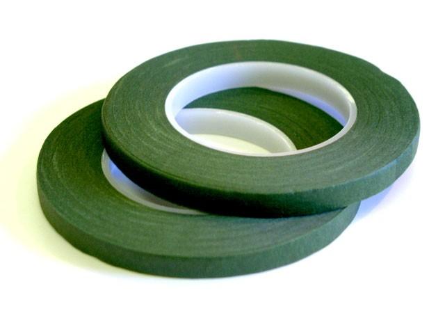 Caixa com 12 Fitas Flower Tape Green Diamond 1,2cm x 29m  -
