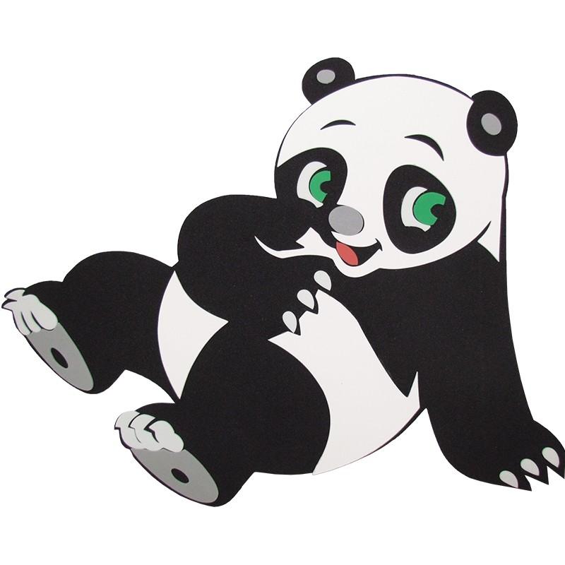 URSO PANDA BABY  49X40cm  -