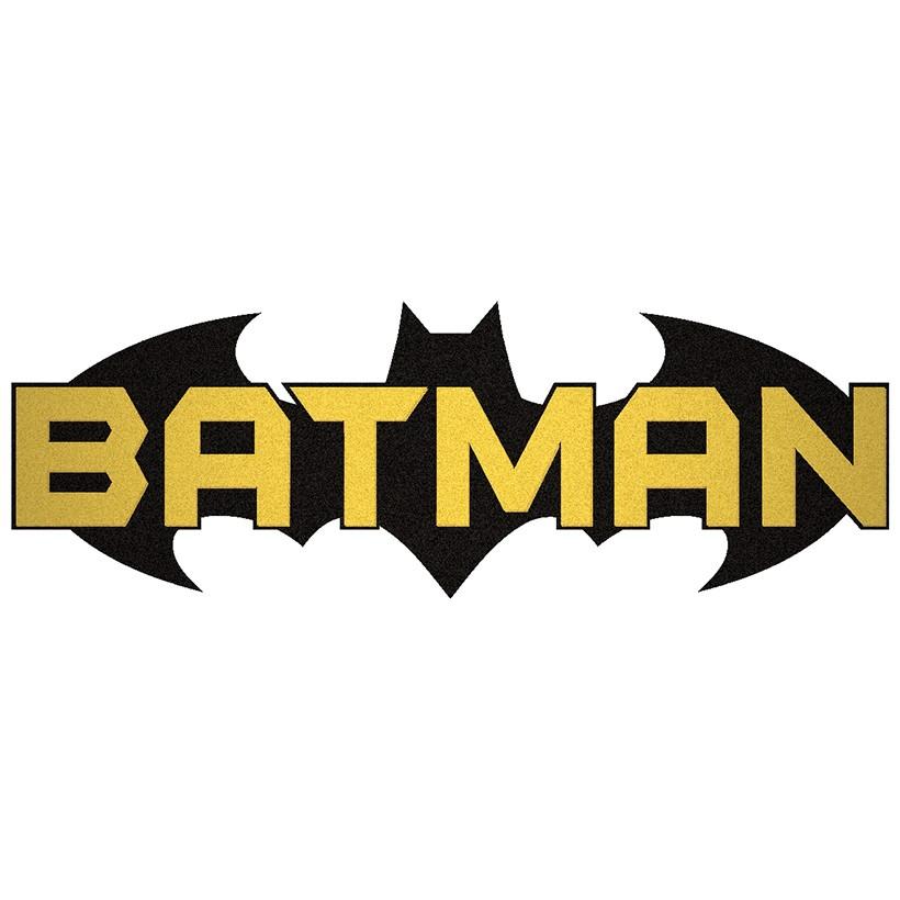 Batman Faixa Simbolo 28x82cm Brindes Visão O Rei Do Eva