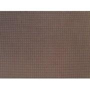 Placa de Bolinhas Pequena de 1mm Branca Fundo Marrom  40x60cm