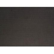 Placa de Bolinhas Pequena de 1mm Branca Fundo Preto  40x60cm