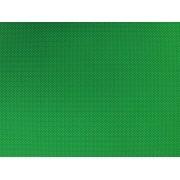 Placa de Bolinhas Pequena de 1mm Branca Fundo Verde Limão 40x60cm