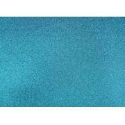 Placa Glitter Azul BB em E.V.A 40x60cm