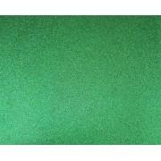 Placa Glitter Verde em E.V.A 40x60cm