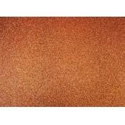 Placa Glitter Laranja em E.V.A 40x60cm