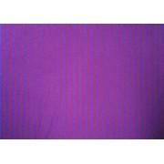 Placa Listrada Vermelha Fundo Lilás 40x60cm