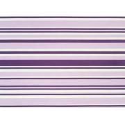 Placa Listrada(2) Tons de Lilás 40x60cm