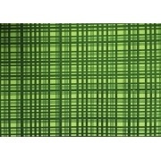 Placa Xadrez Verde Escuro Fundo Verde 40x60cm