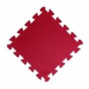 Tatames 30x30cm Com 10mm de Espessura    Vermelho