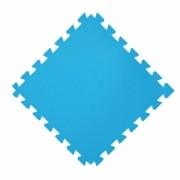 Tatame 100x100cm Com 15mm de Espessura Azul BB