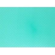 Placa 3D Azul BB 40x60cm