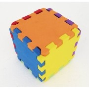 Cubo Liso Pequeno 10x10x10cm