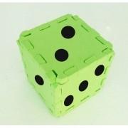Cubo Dado Pequeno 10x10x10cm