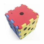 Cubo Dado Grande 14,5x14,5x14,5cm