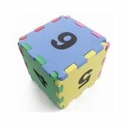 Cubo Numerado Grande 14,5x14,5x14,5cm