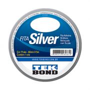 Silver Prata 48mm X 5m  TEK BOND