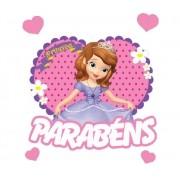 PRINCESINHA SOFIA PAINEL PARABENS    71X64CM