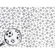 Placa Bola de Futebol em E.V.A  40x60cm