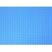 Placa Ancora Branca fundo azul BB 40x60cm