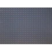 Placa Bolinha Media de 4mm Bege e Fundo Azul  40x60cm