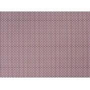 Placa Cordão Rosa Fundo Marrom 40x60cm