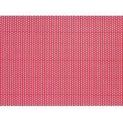 Placa Cordão Branco Fundo Vermelho 40x60cm