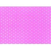 Placa Coroa Branca Fundo Rosa Pink 40x60cm