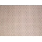 Placa de Bolinhas Pequena de 1mm Vermelha Fundo Branco 40x60cm