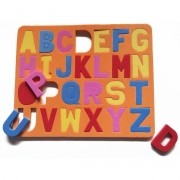 Alfabeto Montavel 23x19cm