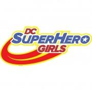 DC SUPER HERO GIRLS LOGO  70,0X30,0CM