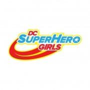 DC SUPER HERO GIRLS - MINI LOGO 23,0X10,0CM