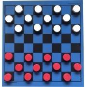 Jogo de Dama Grande 28,5x28,5cm