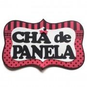 PAINEL CHÁ DE PANELA  58,0x36,0CM