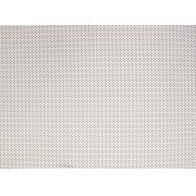 Placa de Bolinhas Pequena de 1mm Preta Fundo Branco 40x60cm