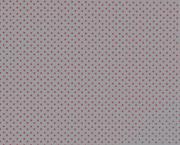 Placa de Bolinhas Pequena de 1mm  Vermelha Fundo Cinza  40x60