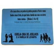 Tapete de Oração  20x29cm