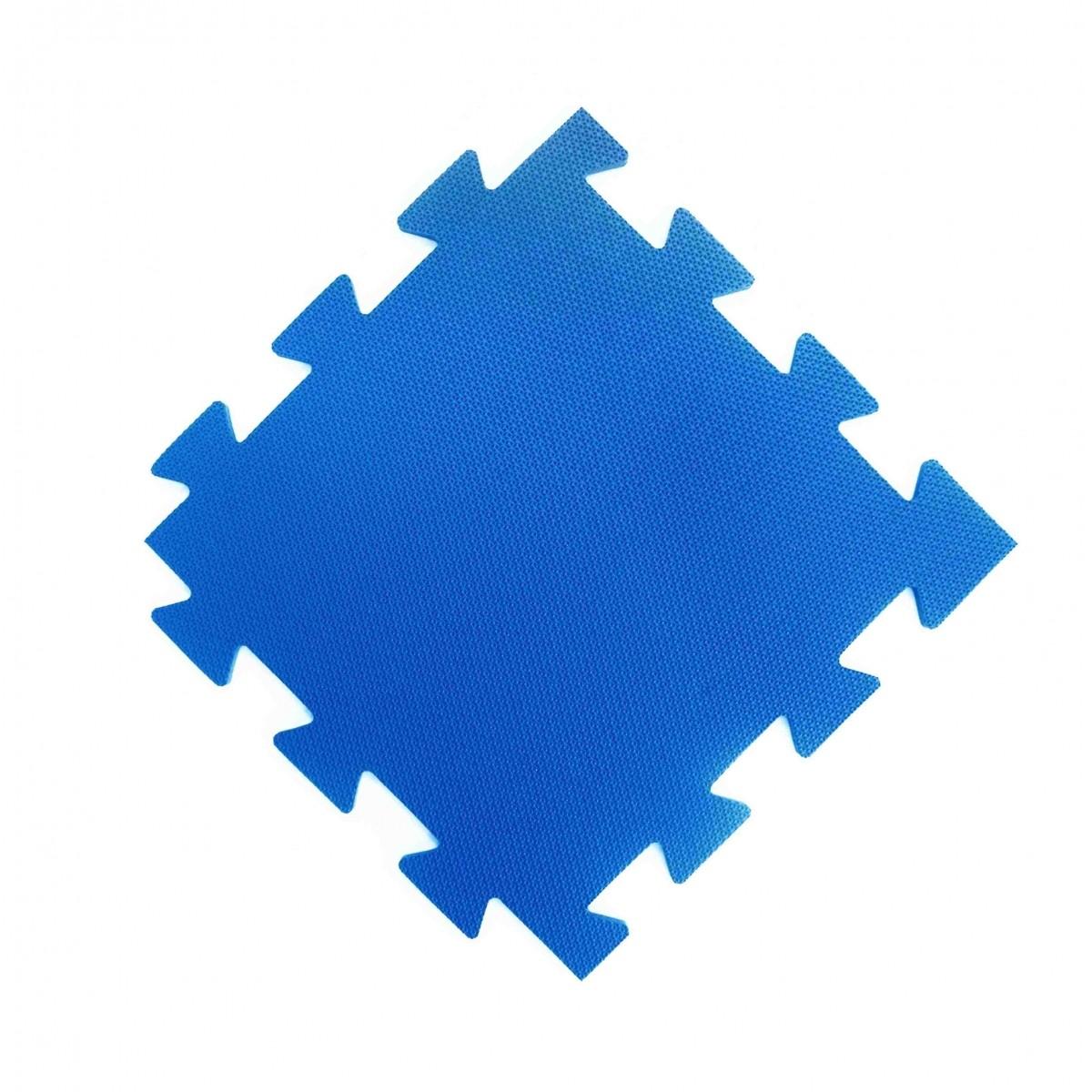 Tatames 50x50cm Com 10mm de Espessura  Azul Royal  -