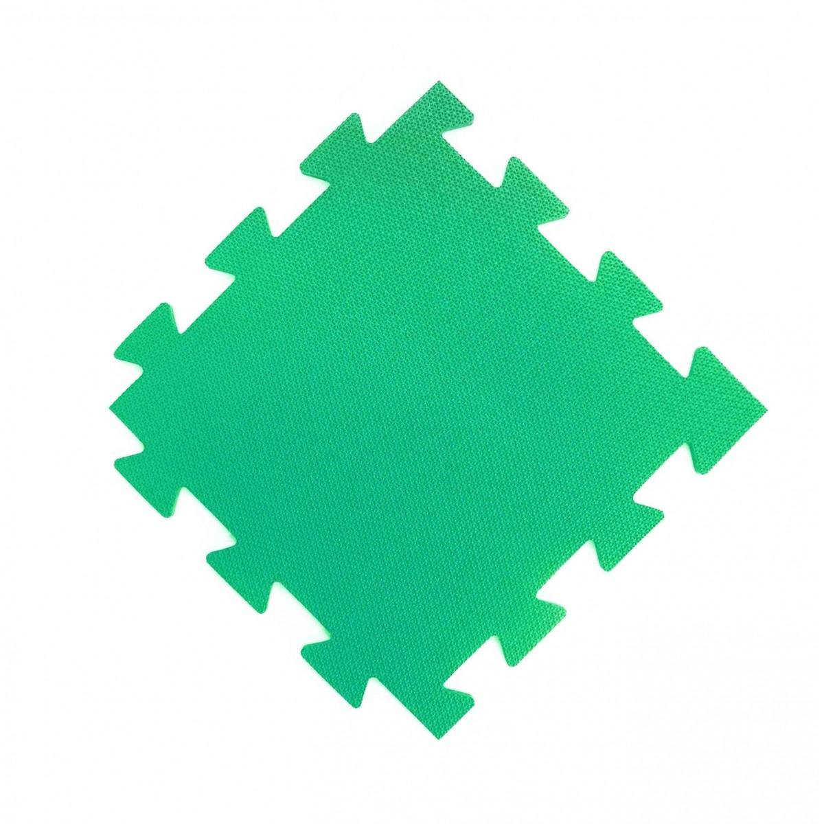 Tatames 50x50cm Com 10mm de Espessura   Verde Claro  -