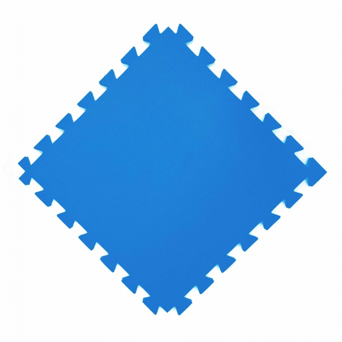 Tatame  100x100cm Com 40mm de Espessura   Azul  -