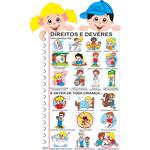 QUADRO DIREITOS E DEVERES  -