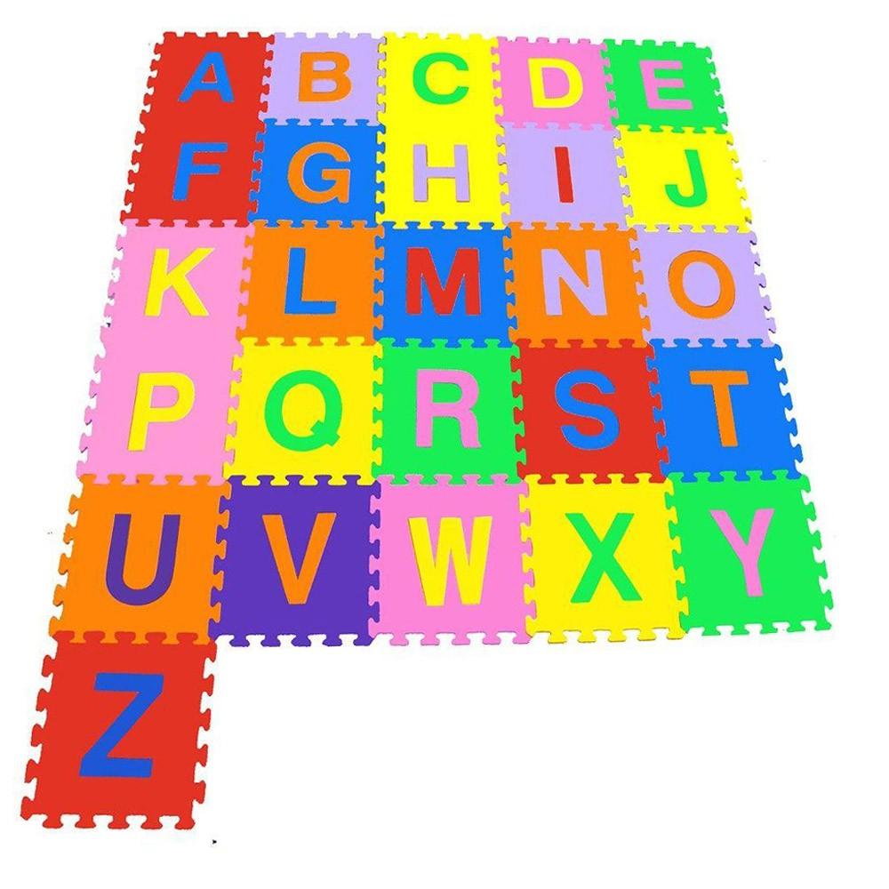 Tapete Alfabeto  - Brindes Visão loja