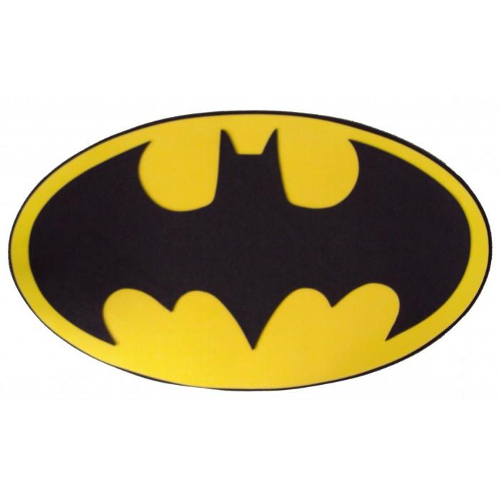 MICRO LOGO BATMAN  3,5x6,5cm  -