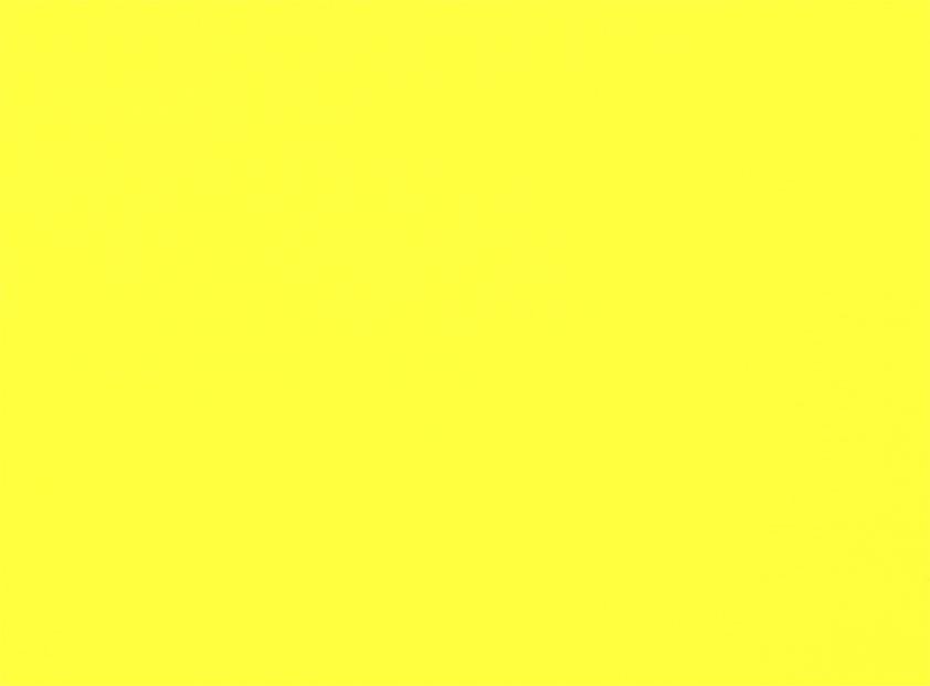 Placa Atoalhada Amarelo 40x60cm  - Brindes Visão loja