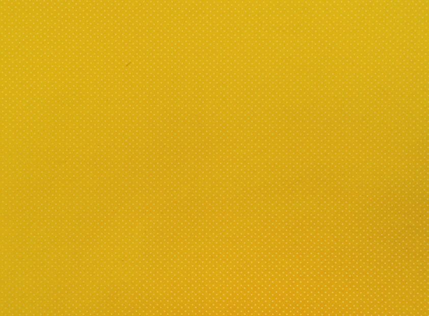 Placa de Bolinhas Pequena de 1mm Branca Fundo Amarelo 40x60  - Brindes Visão loja