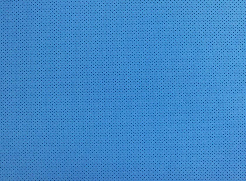 Placa de Bolinhas Pequena de 1mm Marrom Fundo Azul  40x60cm  -